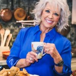 Paula Deen's Oval Cut Diamond Ring