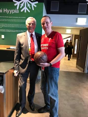 Liverpool Football Club Hospitality 005