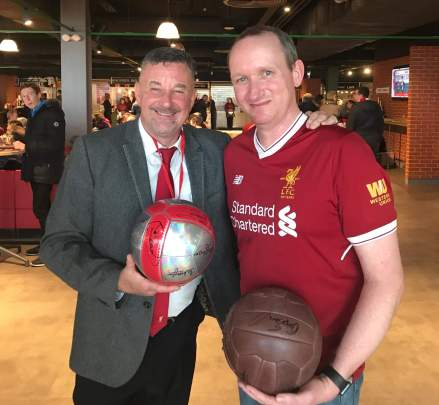 Liverpool Football Club Hospitality 007