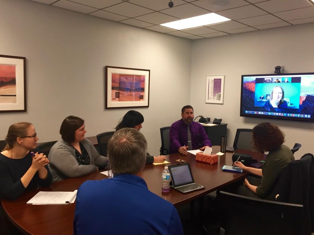 K-State Swivl meeting