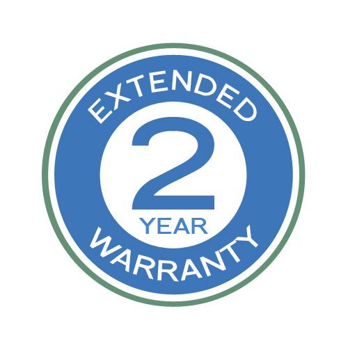 2-year extended warranty