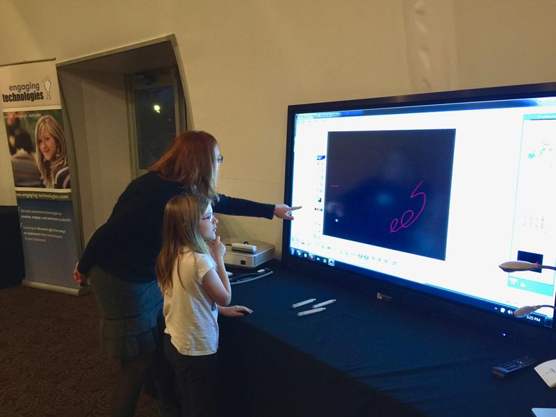 Boxlight's new interactive flat panel
