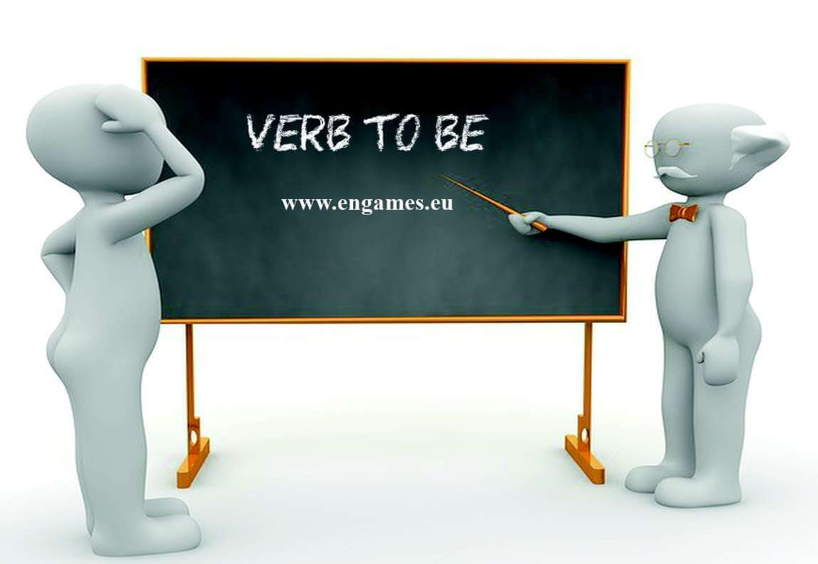Verb To Be In Present Tense
