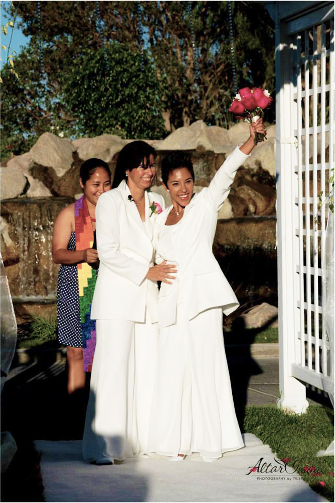 Los Angeles Lgbt Wedding Photographer Altar Image Photography