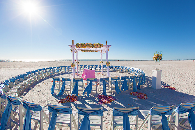 Top Beach Wedding Venues