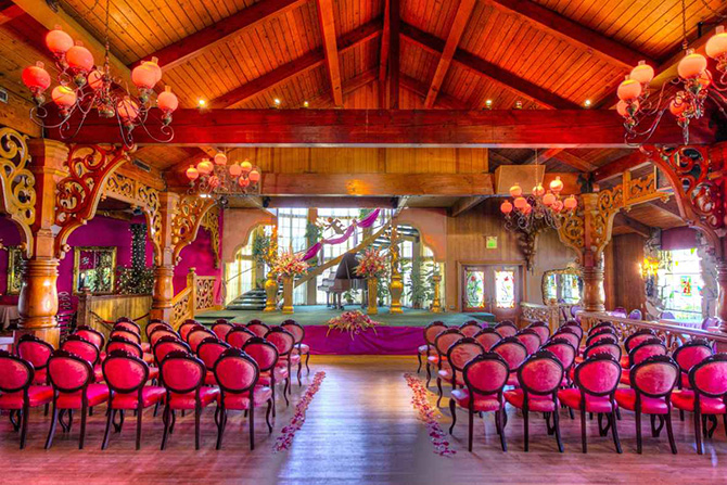 San Luis Obispo California Lgbt Wedding Receptions