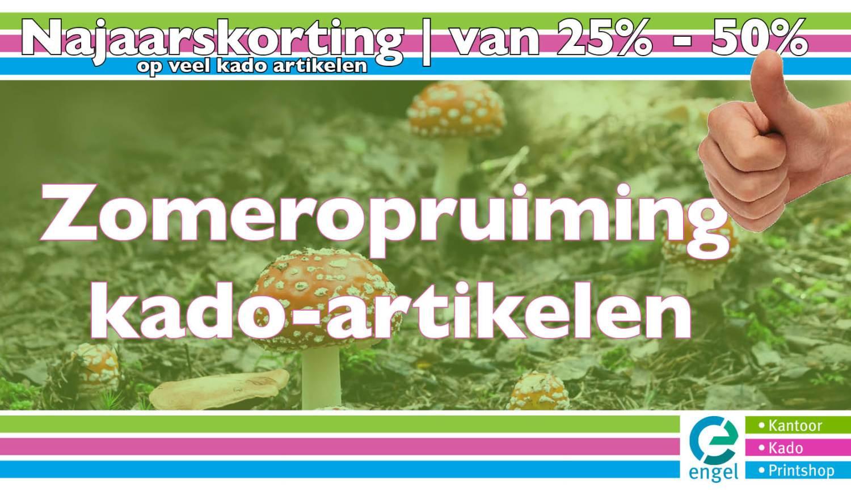 najaarskorting - Engel Amersfoort