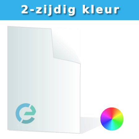 2-zijdig kleur - scriptie