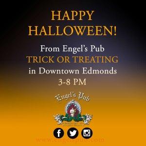 Happy Halloween From Engel's pub