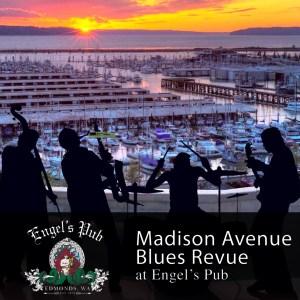 Madison Avenue Blues Revue