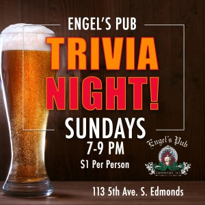 Trivia Night at Engel's Pub