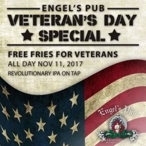 2017 Veterans Day Special