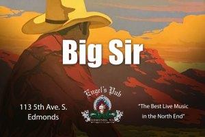 Big Sir at Engel's Pub in Edmonds