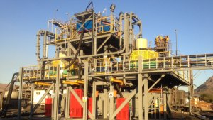 Read more about the article Samancor, Chrome Processing Plant