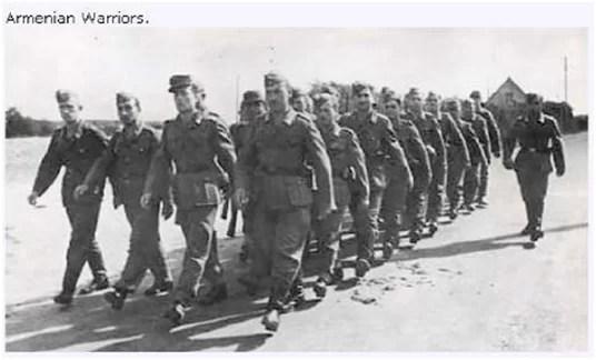 Hitler Adına Savaşan Ermeni Gönüllüler