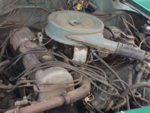 Nissan Datsun L28 2 8 L Carbureted Engine Specs And