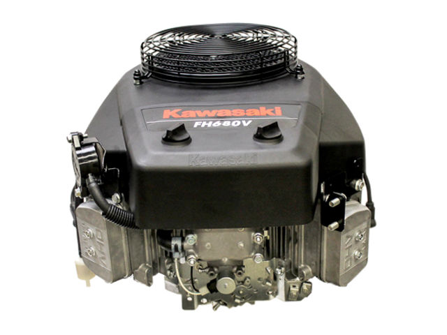 Kawasaki Fh680v 675 Cc 23 0 Hp Vertical V Twin Engine