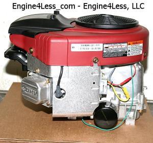 BRIGGS AND & STRATTON 445777 25 HP LAWN RIDER ENGINE BN