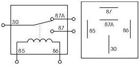 automotive relay wiring diagram wiring diagram bosch 4 pin relay wiring diagram auto schematic car alarm door lock wiring on 5