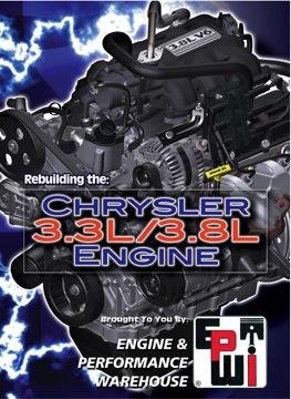 Rebuilding the Chrysler 33L  38L Engine