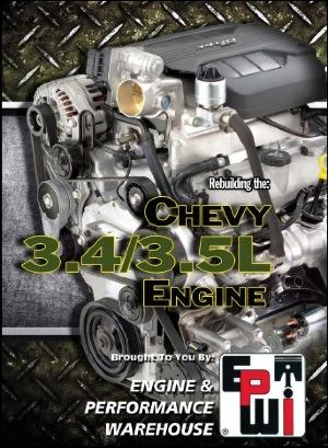 Rebuilding the Chevy 34L35L Engine  Engine Builder Magazine
