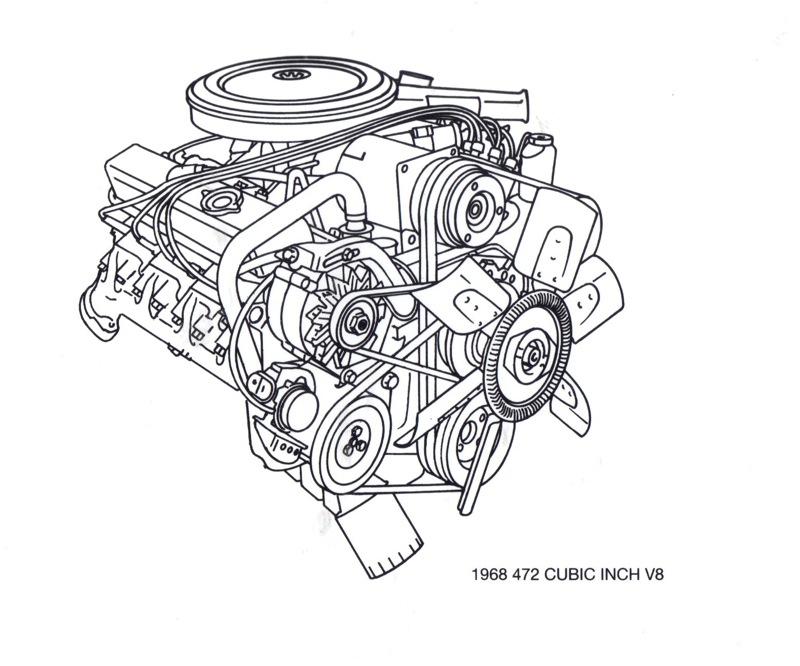 c4 transmission vacuum line diagram