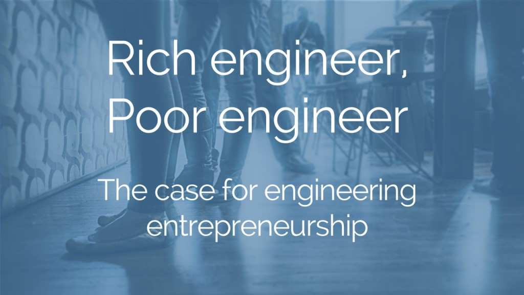Engineering and Leadership || Entrepreneurship for Engineers