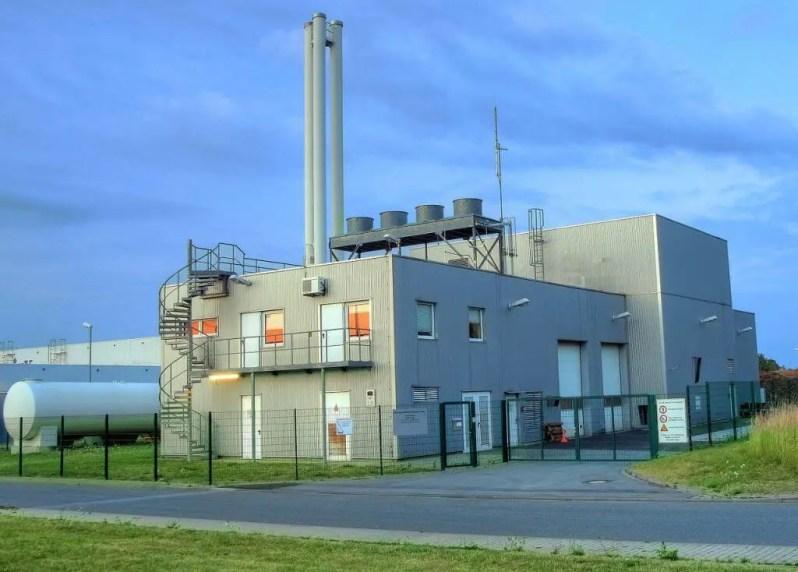 Biomass Heating Power Plant