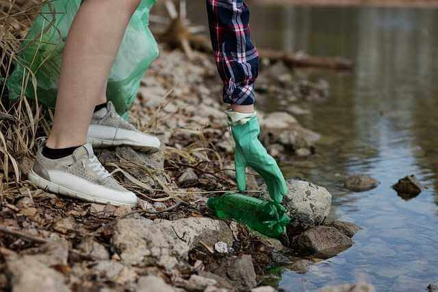 Solution of Water pollution