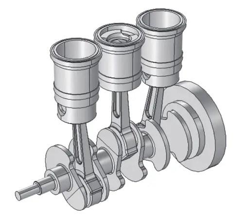 Reciprocating-engine