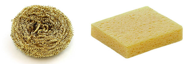 Brass or Conventional Sponge