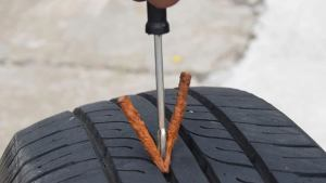 How to Fix Tire