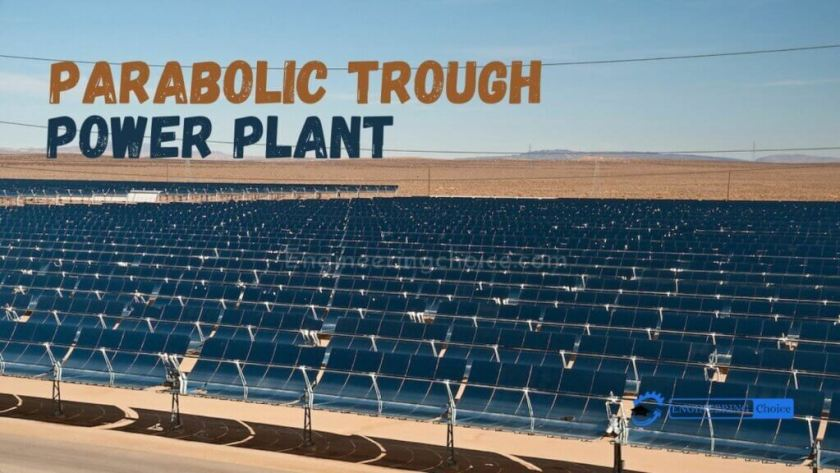 Parabolic trough systems