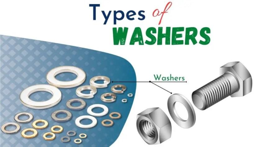 Washers Types