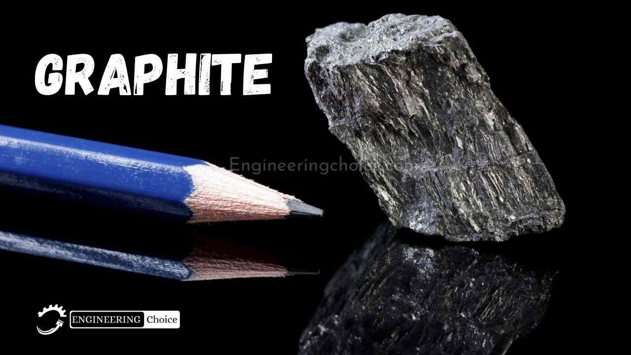 Graphite, archaically referred to as plumbago, is a soft, crystalline form of carbon with its atoms arranged in a hexagonal structure.