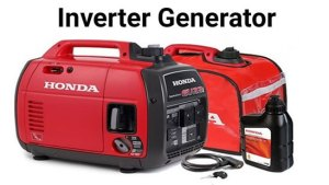 Inverter Generator uses and working hindi