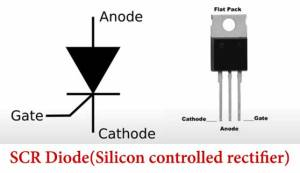 SCR Diode(Silicon controlled rectifier)