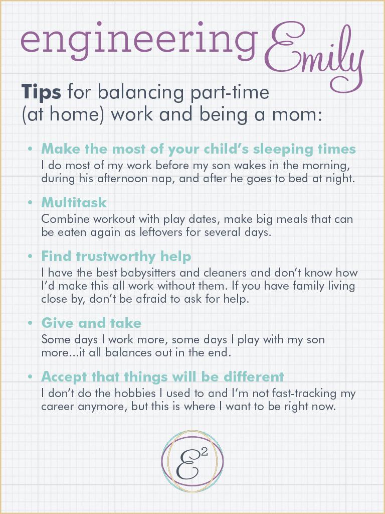 Tips - part time dilemma 2