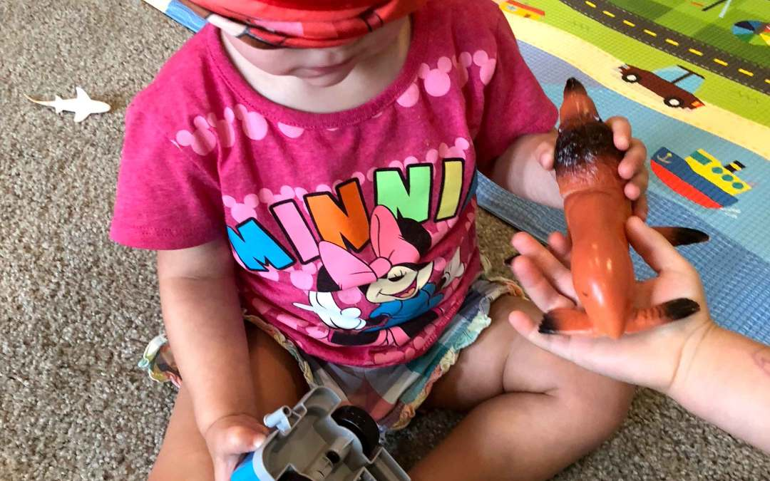 Exploring the Five Senses for Babies, Toddlers, and Preschoolers: Sense of Touch