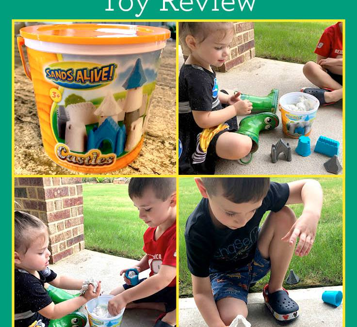 Play Visions Sands Alive! | Children's STEAM Toy Review