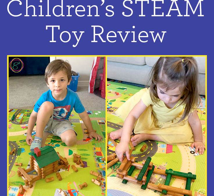 Lincoln Logs | Children's STEAM Toy Review