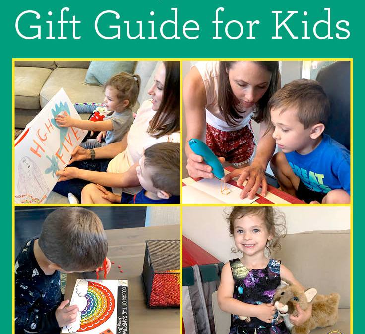2019 Holiday STEM/STEAM Gift Guide for Kids