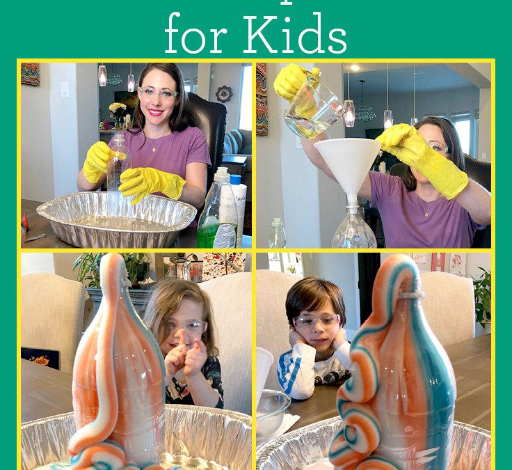 Elephant Toothpaste | STEAM Experiment for kids
