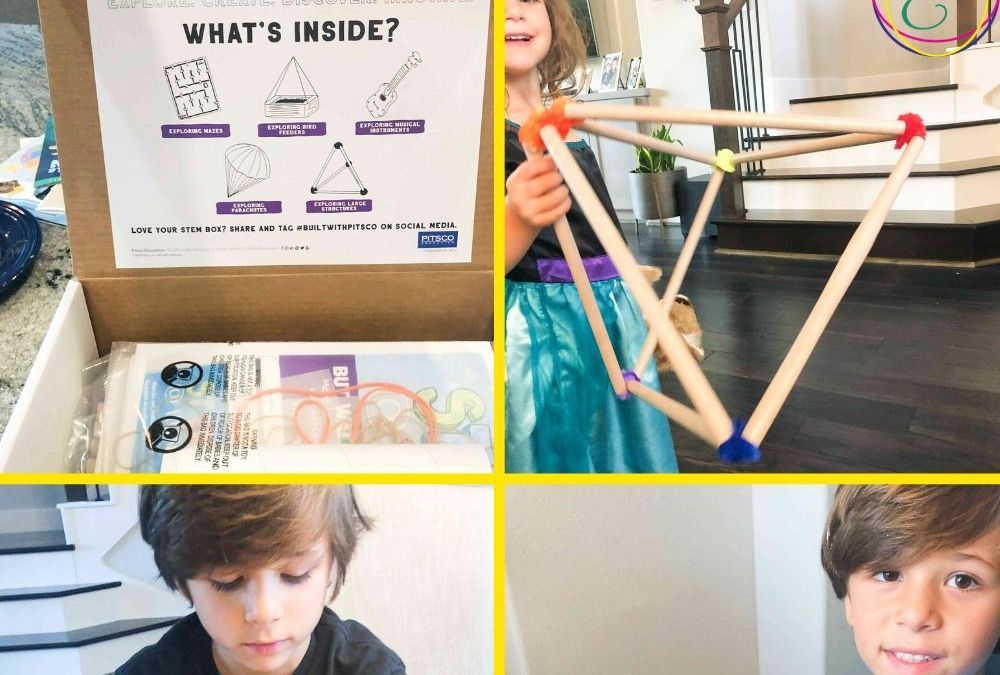 Pitsco STEM Explorer Pack | STEAM Toy Review