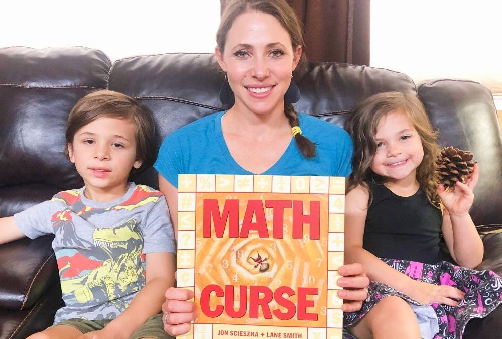 Math Curse | STEAM Children's Book Review