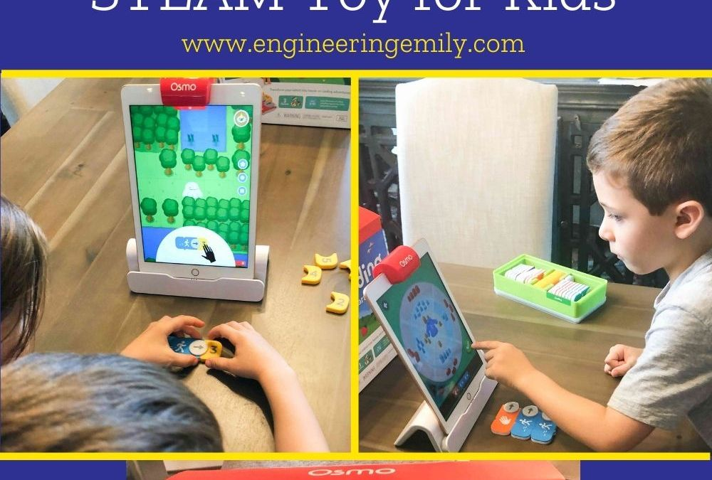Osmo Coding Starter Kit | STEAM Toy for Kids