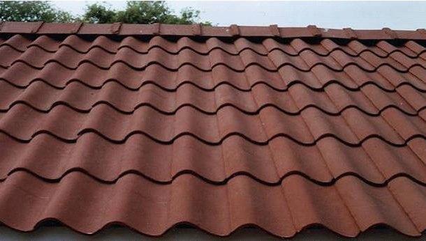 micro concrete roofing tiles