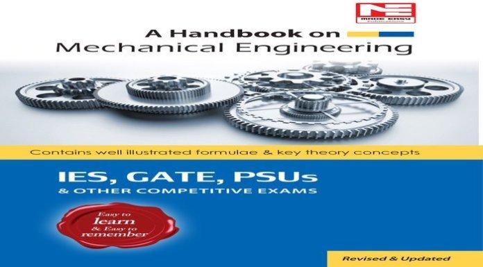 Handbook for Mechanical Engineering