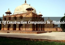 List Of Construction Companies In Allahabad