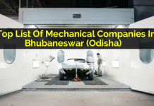 Top List Of Mechanical Companies In Bhubaneswar (Odisha)
